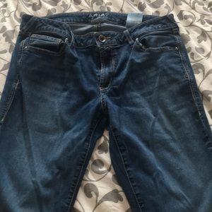Ariat ultra stretch jeans
